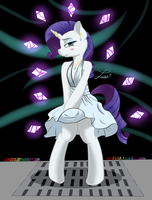 Rarity Monroe!!! by lordzid