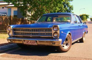 Fairlane ZD 500 by delsando