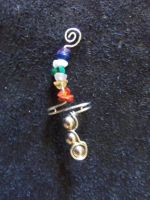 Chakra Ear Wrap (No Piercing) by ItsAWrap
