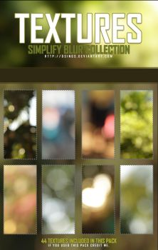Simplify Blurred texture pack by Dsings