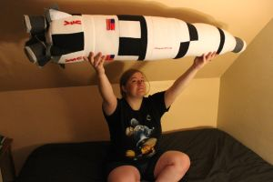 Saturn V Scale by TheRedBandit