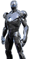 Iron man Render by Ashish913. by Ashish-Kumar