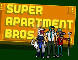 Super Apartment Bros. by toadking07
