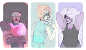 we are the crystal gems goddammit by qrum