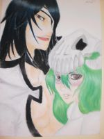 nelliel and nnoitra by NeoAngeliqueAbyss