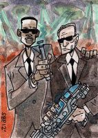 MIB by SpencerPlatt