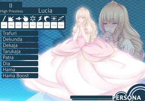MM : Lucia [R1] by ChiChiCuit