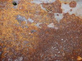 Rust: Roasted Metal 2 by dull-stock