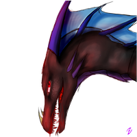 headshot commission- by Shadow-Crystol