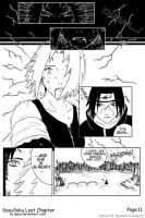 SasuSaku Last Chapter Page 11 by Quiss