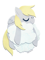 muffin cloud by tsurime