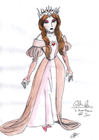 Glinda by DemonCartoonist