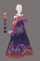 :: Adoptable Twilight Outfit: CLOSED :: by VioletKy