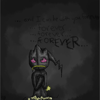Banette CreepyPasta by Whispering-forests