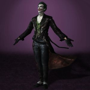 Batman Arkham Origins The Joker by ArmachamCorp