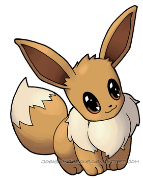eevee by JoeOiii