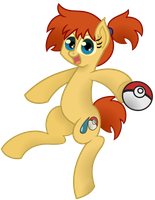 Misty by partylikeapegasister