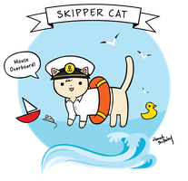 365 Day 342 Skipper Cat by Korikian