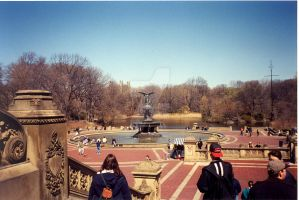 Central Park Foutian, Mid-day by SurfTiki