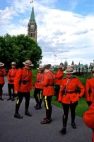 Marshaling Mounties by basseca