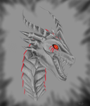 Dragonhead by Azurar