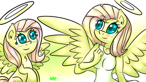 Kind Angels by Wolfy-Pony