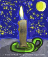 Candle of hope v884 by lv888
