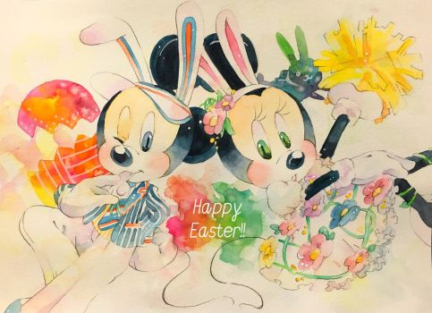 Happy Easter 2016 by nula18