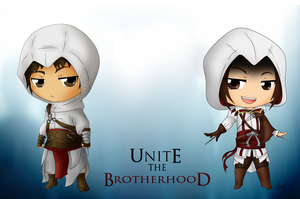 AC - Unite the Brotherhod by Mibu-no-ookami