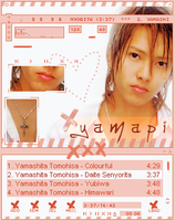 Yamashita Tomohisa - Dashing by PromiseBerry