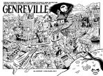 Genreville Map by Huwman