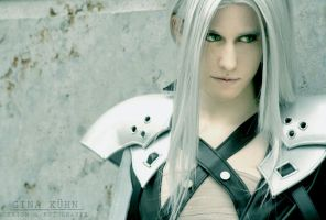 Sephiroth - Hear from me by NanjoKoji