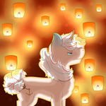 Lumiere Over Me by MarleyBear