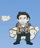 Chibi-Castiel by Trying2FanFiction
