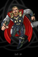 Thor by stayte-of-the-art