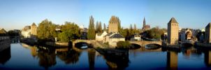 Strasbourg Stitched by Whippet07