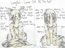 Longtail - Leave Out All The Rest by MidnightTheUmbreon