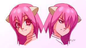 .Elfen Lied. by MadiBlitz