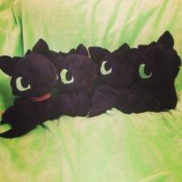 Four More Toothless Palms by Glacdeas