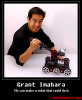Grant Imahara by Superstrider