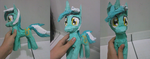 Lyra big papercraft by Snowytheice