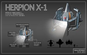 Herpion X-1 by ROS-Fabrice