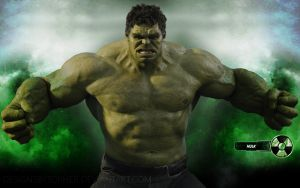 Hulk 02 by DesignsByTopher