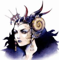 Morphing Edea by Luneriane