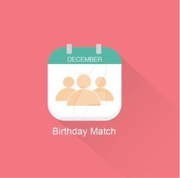 Birthday Match by pipetp