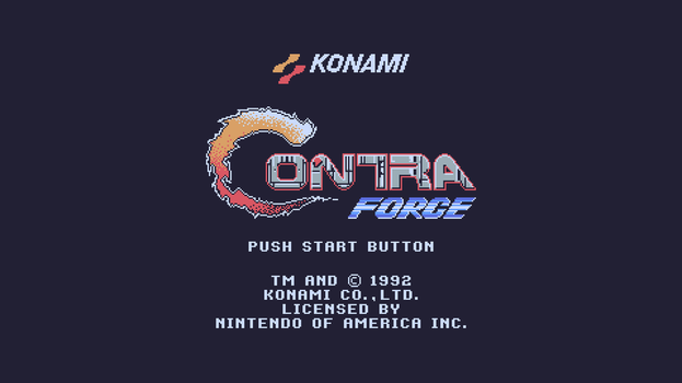 Contra Force by ORANGEMAN80