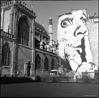 Eglise Saint Merry, Paris by 2rick2