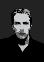 Chris Martin Tonal vector by MD3-Designs