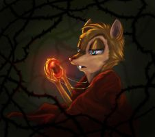Mrs. Brisby by Honeysucle10