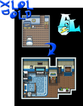 Players room FINALLY XD by Alucus